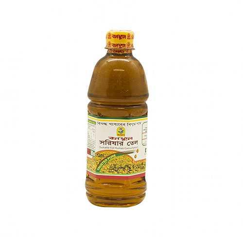 Banoful MUSTERD OIL