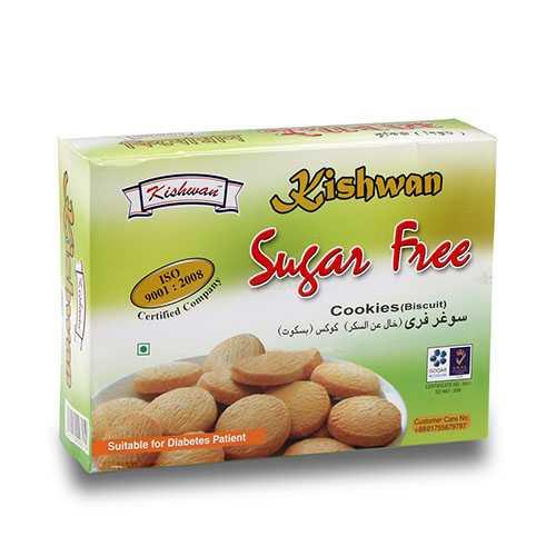 Kishwan Suger Free Cookies