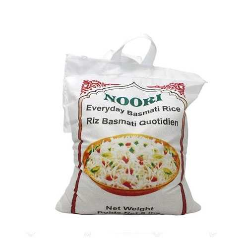 Noori Basmati Rice 8Lbs