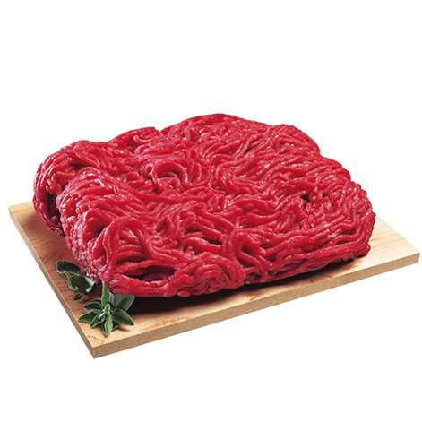 Ground Beef Ex.Lean Per Lb.