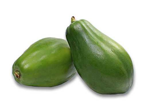 0004214 green papaya net weight 50 gm 1 kg 510